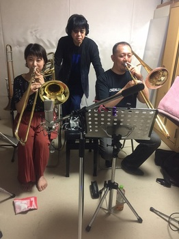 majo recording nagami nakaji hattori.JPG